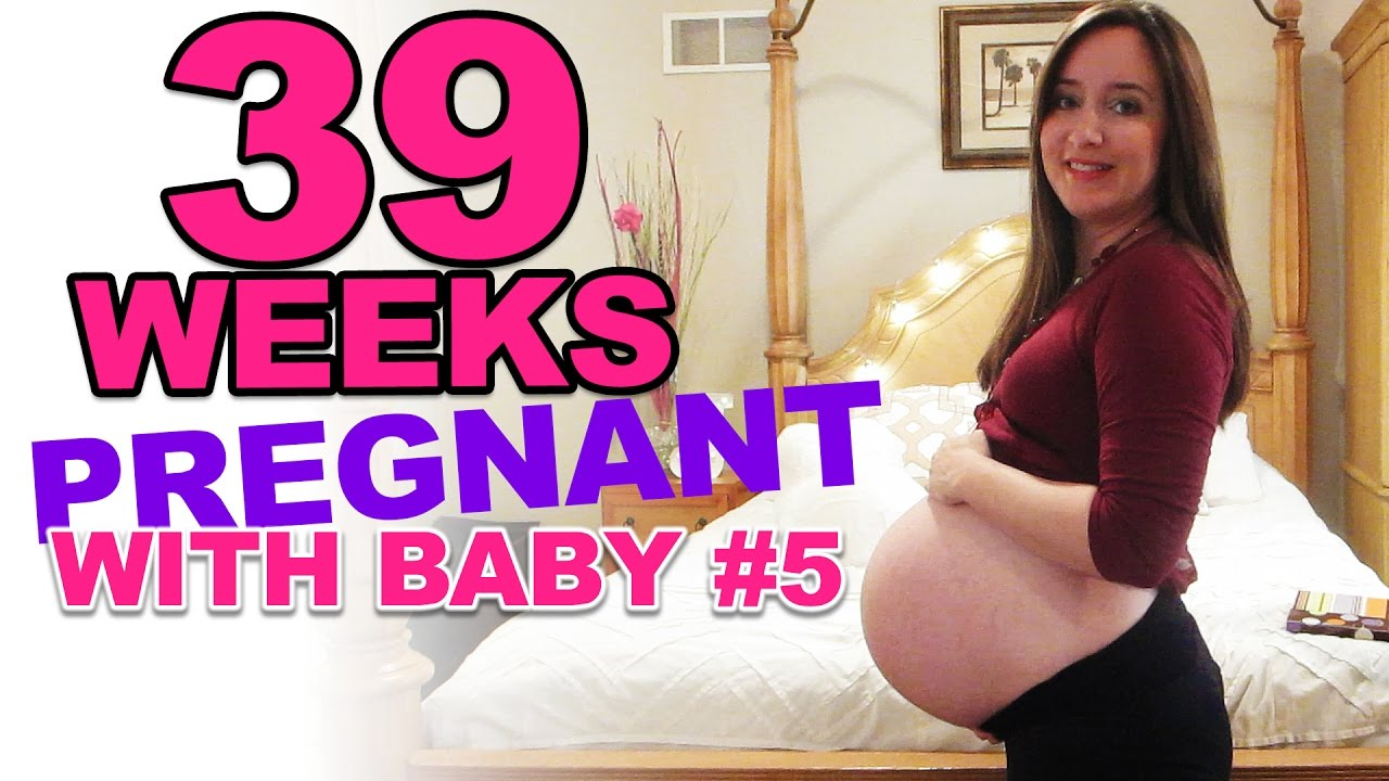 39 WEEKS PREGNANT - WITH BABY #5! HUGE BABY BELLY! - YouTube 39 Weeks Pregnant Fetus
