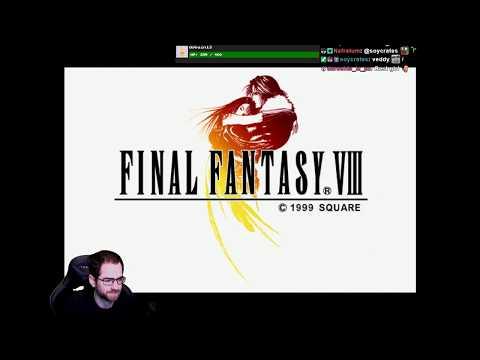 Lobos Plays Final Fantasy 8 (Pt. 1)