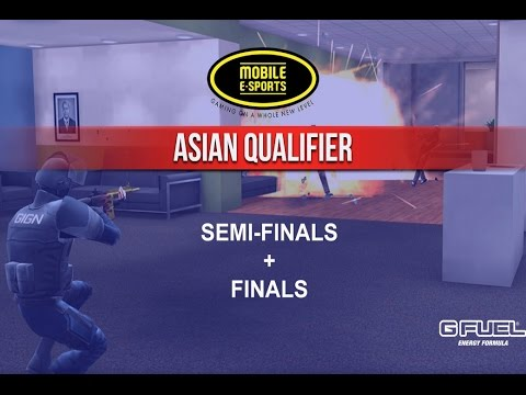 Critical Ops Tournament - Asia Championship Rounds