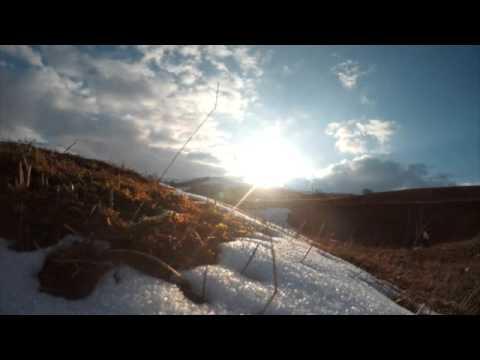 4K Gedebey Azerbaijan Winter Snow