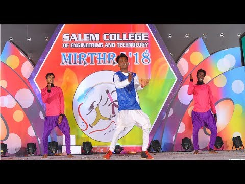 Thara Local Kuthu Dance for Super Remix Songs