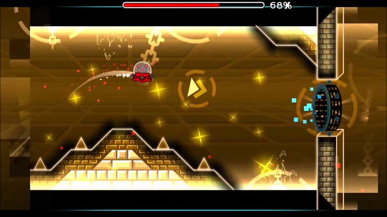 how to get all stars in geometry dash