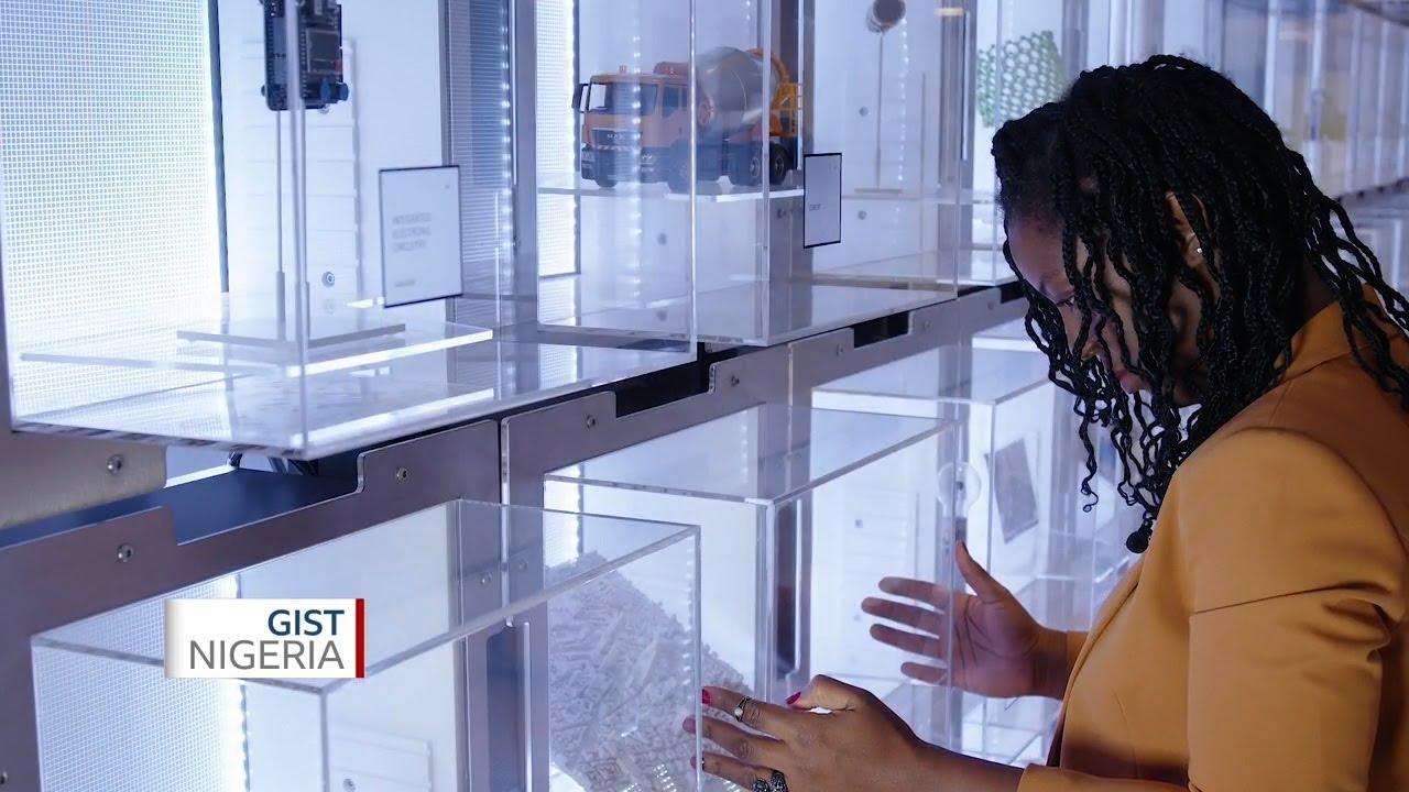 Nigerian Female Engineer Living Her Childhood Dream | Gist Nigeria