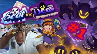 A Hat in Time: Seal the Deal [] Part 1