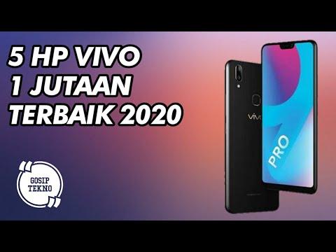 4 HP VIVO TERBAIK HARGA 1 JUTAAN DI 2020.