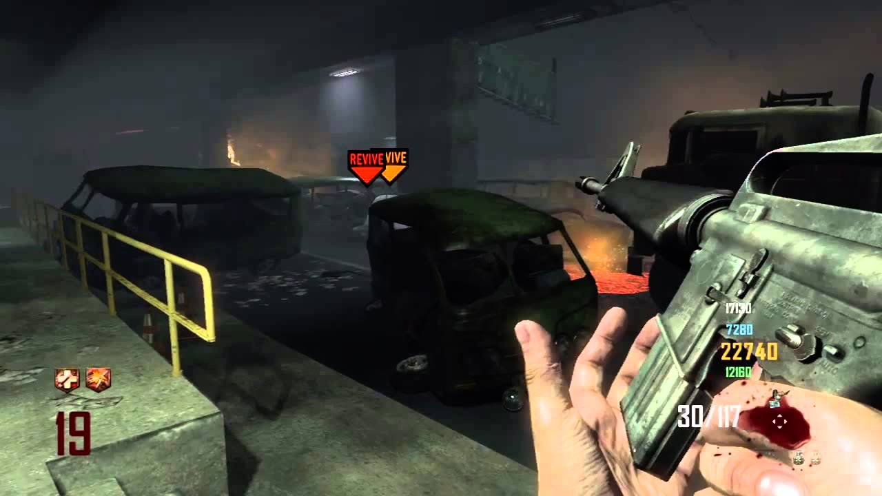 Black Ops 2 - ZOMBIES Map