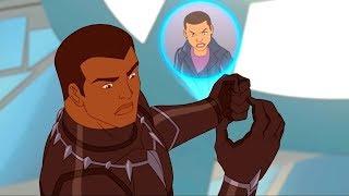 Марвел   Мстители: Секретные войны   Серия 16 Сезон 4 - Глаз Агамотто. Часть 1