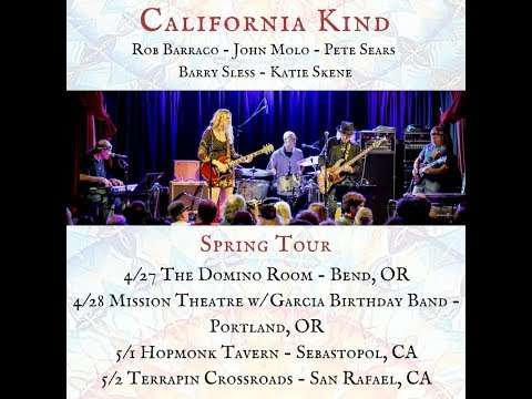 California Kind 04/28/2018 @ Mission Theater in Portland, OR