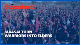 Thousands of Maasai gather for once in a decade ceremony to turn warriors into elders