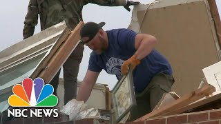 Tennessee Communities Picking Up The Pieces After Deadly Tornadoes | NBC Nightly News