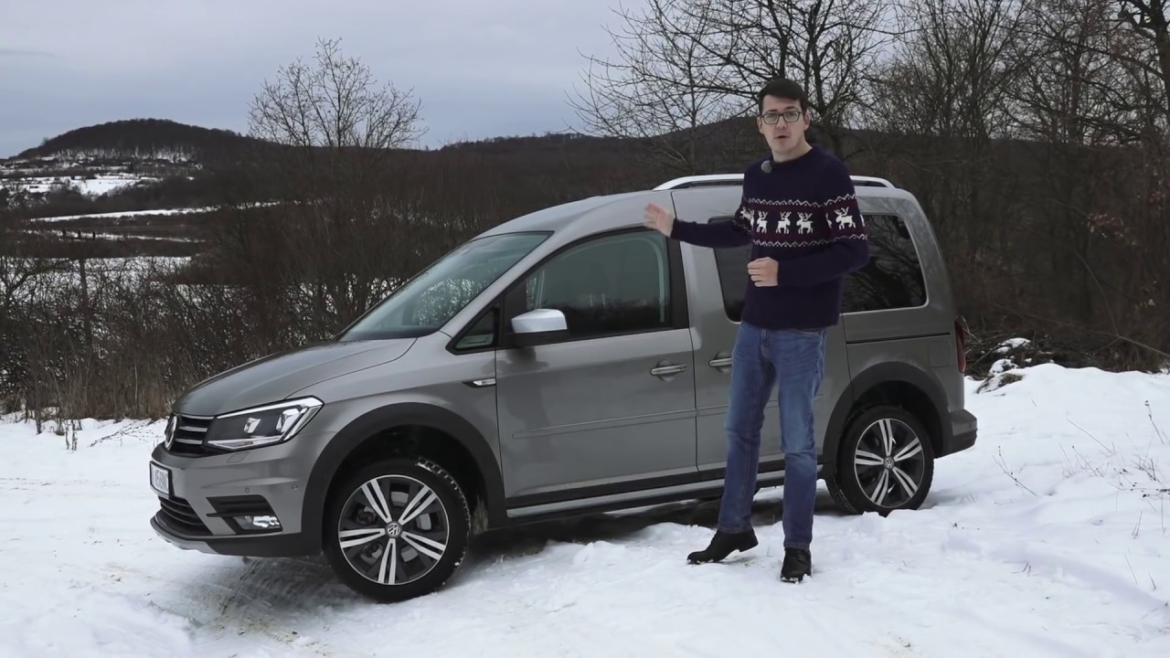 volkswagen caddy alltrack namiesto suv youtube. Black Bedroom Furniture Sets. Home Design Ideas