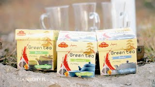 Test japońskiej herbaty z Lidla (Vitasia): Sencha, Bancha, Genmaicha opinie. Czajnikowy.pl