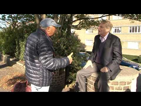 Jerry Springer - 'My London' - BBC World News