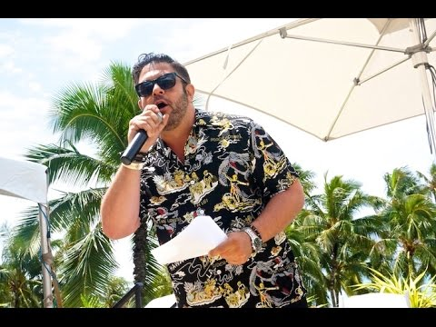 Adam Richman  Brunch Rap