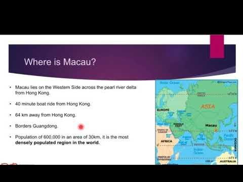 1 Where is mocau澳门在哪