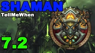Shaman TMW Profile for Patch 7.2 w/Download