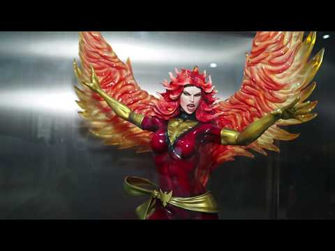 Massive Toy Gallery Complete Tour (XM Studios, Sideshow Collectibles, Statue, Figures, Toys)