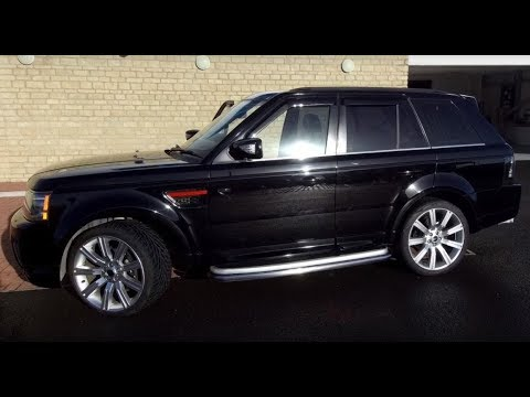 Top 50 Accessories For The Range Rover Sport 2005-2009