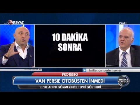 (..) Beyaz Futbol 20 Aralık 2015 Kısım 1/3 - Beyaz TV