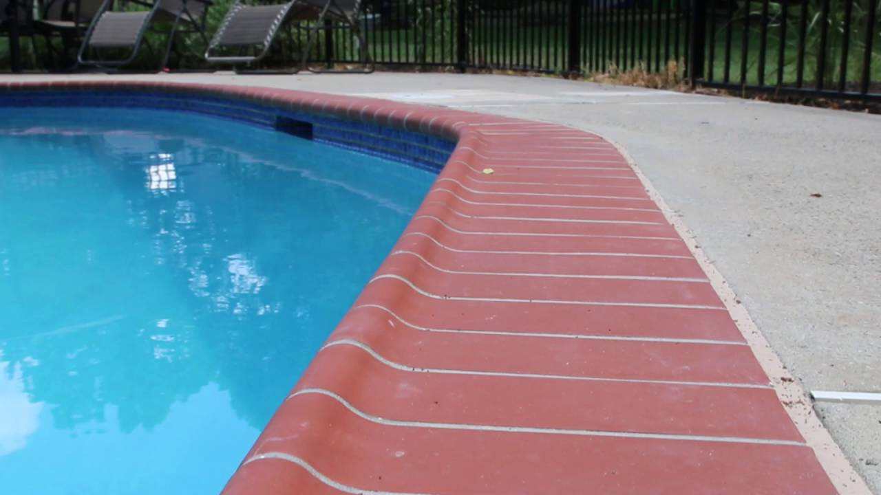 Florida stucco sky blue pool plaster finish maple glen for Florida stucco