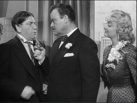 John Merton - Film work with the Three Stooges 1943-1953