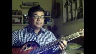 Zindagi kaisi hai paheli solo on Guitar