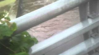 Flooding In Gloversville, Ny