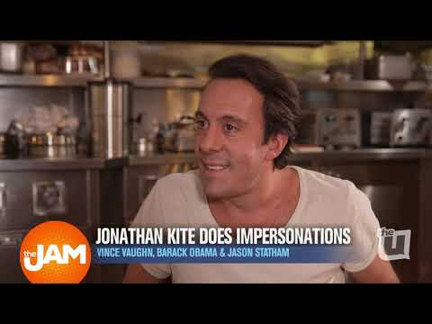 Jonathan Kite Does Impersonations