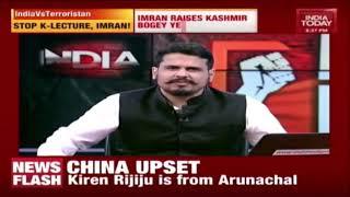 Imran Khan's Blessings For Global Terrorism? Salahuddin Roars Jihad In PoK