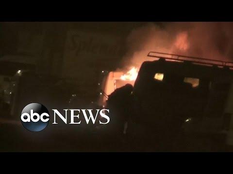Attacks on Splendid Hotel in Burkina Faso, West Africa