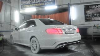 видео автомойки в Москве