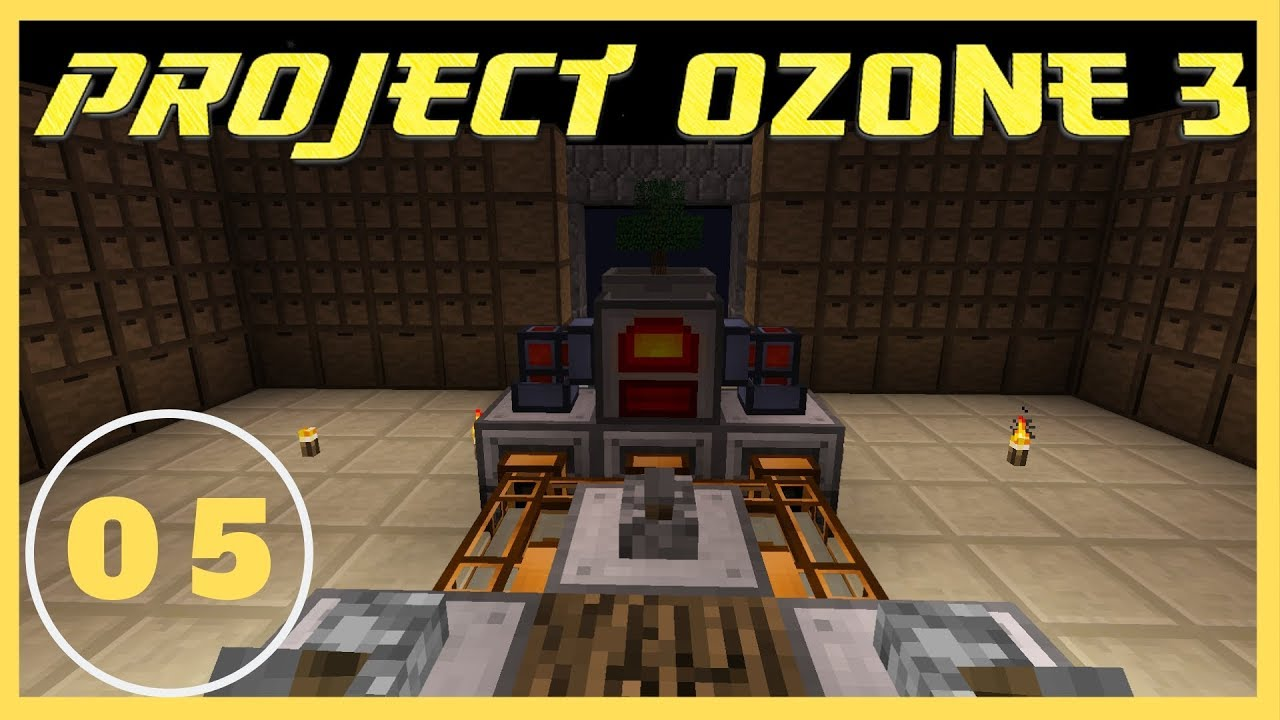 How To Make Plastic - # 5 - Project Ozone 3 Modded Minecraft