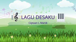 Lirik Lagu Desaku Ciptaan L.Manik    Desaku Cover