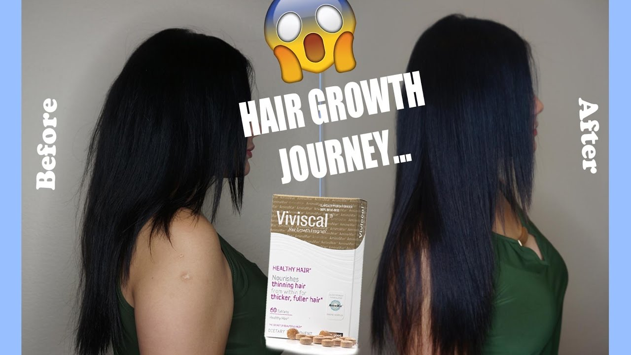 hair growth pills results