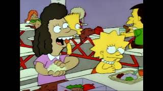 The Simpsons: Food Fight