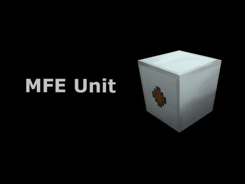 MFE Unit (Tekkit/Feed The Beast) - Minecraft In Minutes