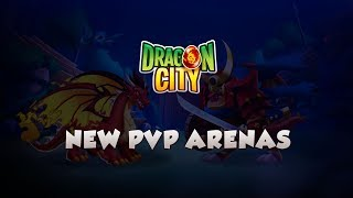 """""""There is no better feeling than...battling in the NEW PvP Arenas!"""""""