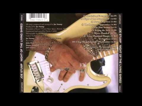 Joe Stump - 07. Heavy handed.