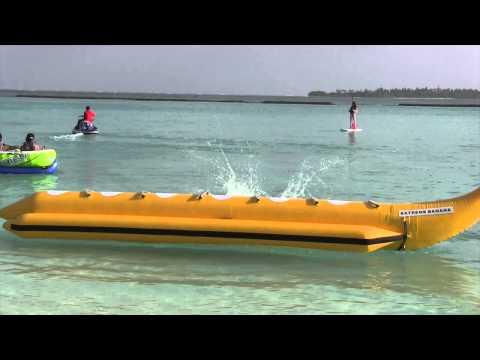 Maldives Water Sports Wake Boarding