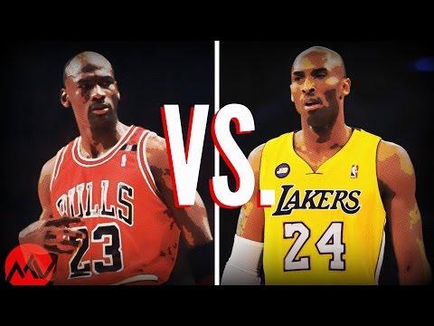 Michael Jordan vs. Kobe Bryant - Who Was Better? - 동영상