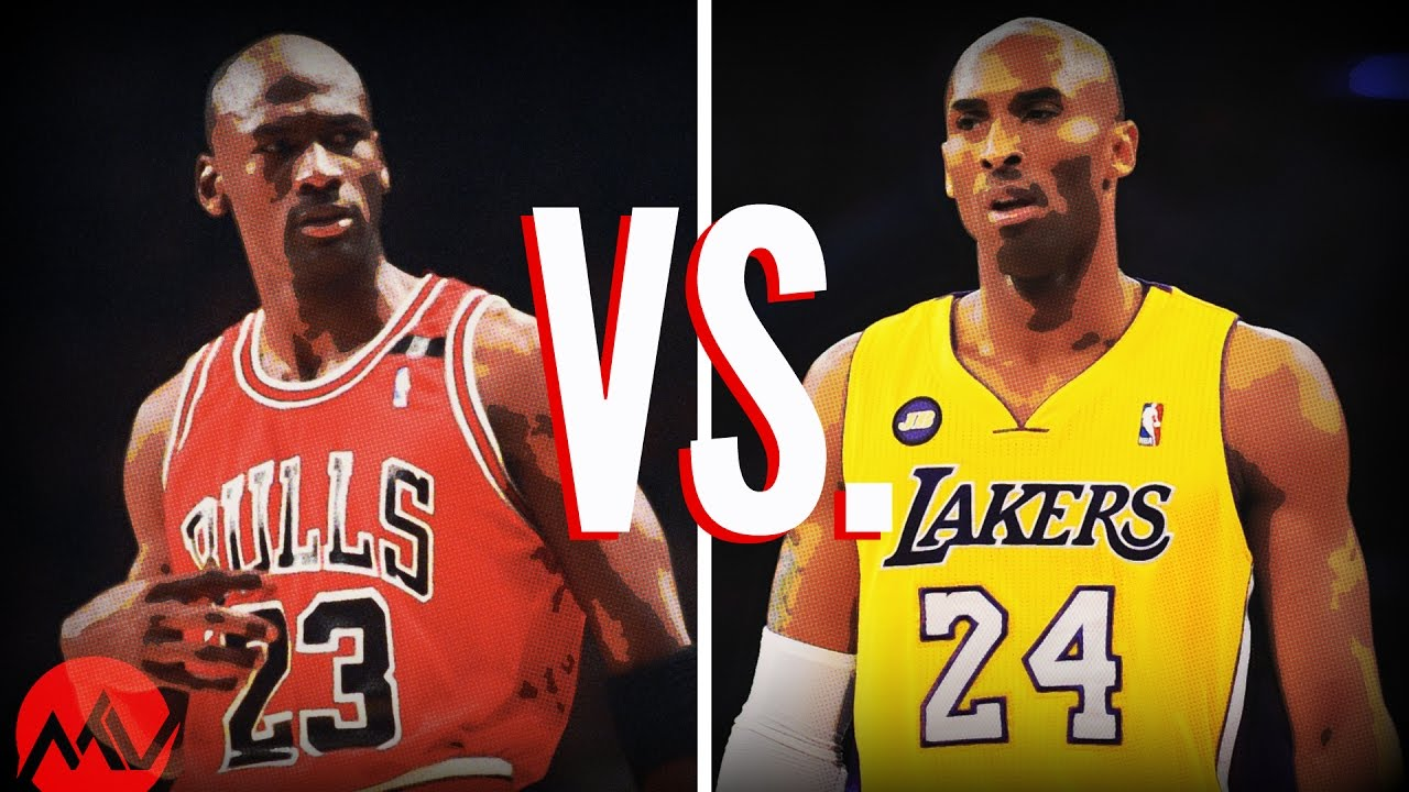 f0dad0579a8 Michael Jordan vs. Kobe Bryant - Who Was Better  - YouTube