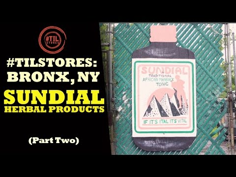 #TILStores: Sundial Herbal Products