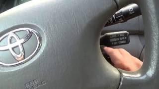 Toyota Camry V6 2003 (Part 2)