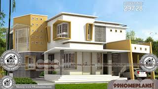 Indian House Design By 99HOMEPLANS COM [ Esp: 077 ]