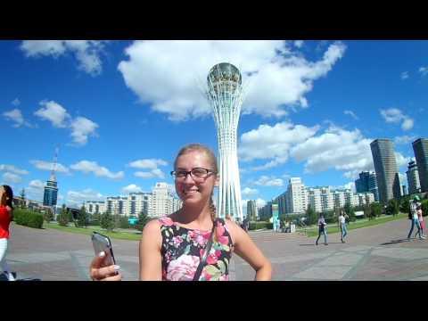 Holiday in Astana Expo 2017 Kazakhstan (EKEN H9)