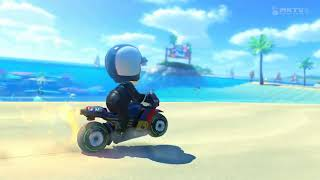 Wii U - Mario Kart 8 - (DS) Playa Cheep Cheep