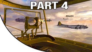 Call of Duty United Offensive Gameplay Walkthrough Part 4 - British Campaign - B-17 Fortress