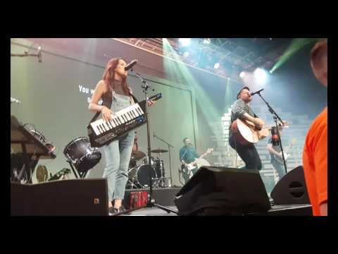 Rend Collective - You Will Never Run (Live in Germany 04.06.2017)