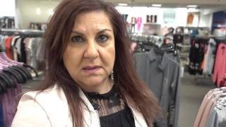 my first vlog at the mall