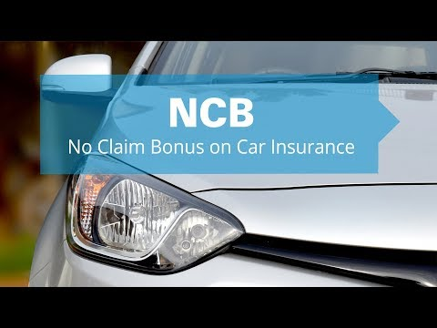 NCB (No claim bonus) on car insurance.